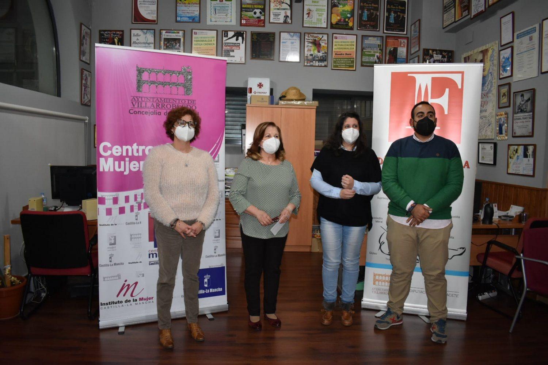 Centro de la mujer colabora con Afibrovi