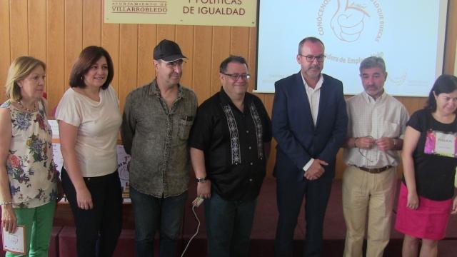Imagen del acto inaugural de este I Foro de la Lanzadera de Empleo-Airén