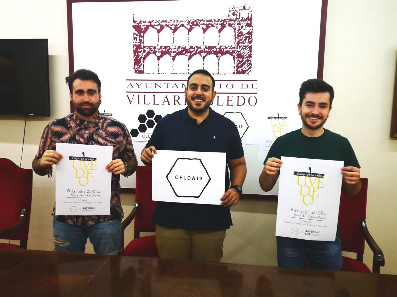 Concejal de Juventud, Juan José Calero y Celda-19