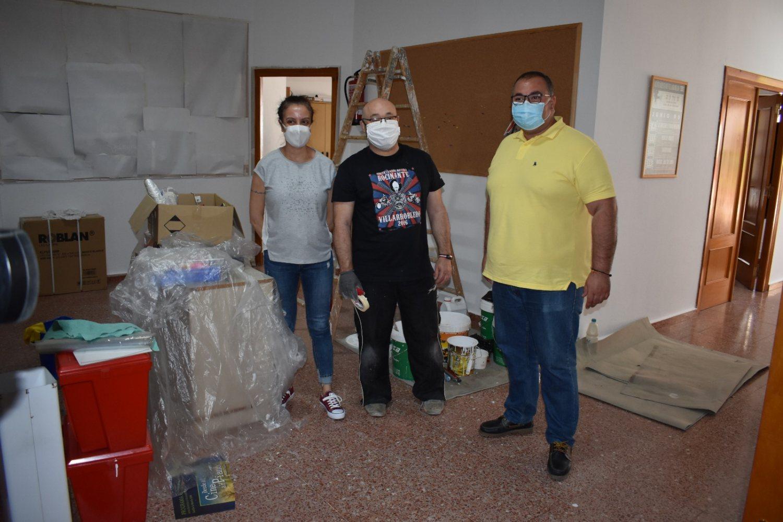 limpieza casa de la cultura 4