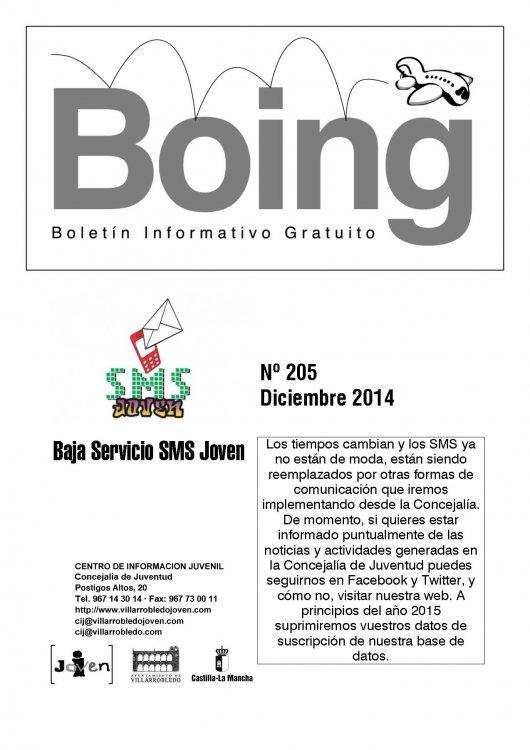 Boing diciembre 2014