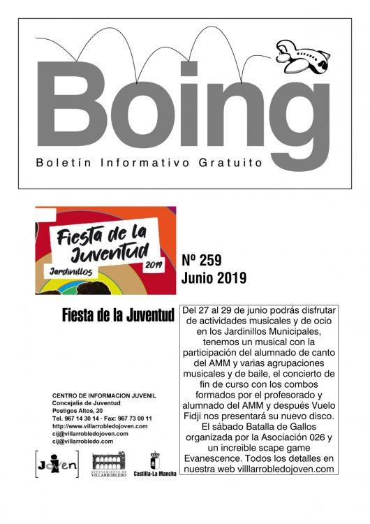Portada Boing 259