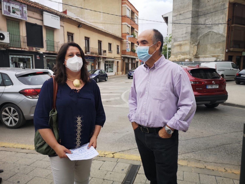 Valentín Bueno y Cristina García 2