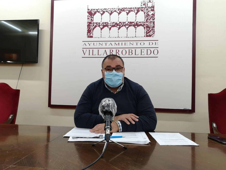 Bernardo Ortega, Portavoz Gobierno