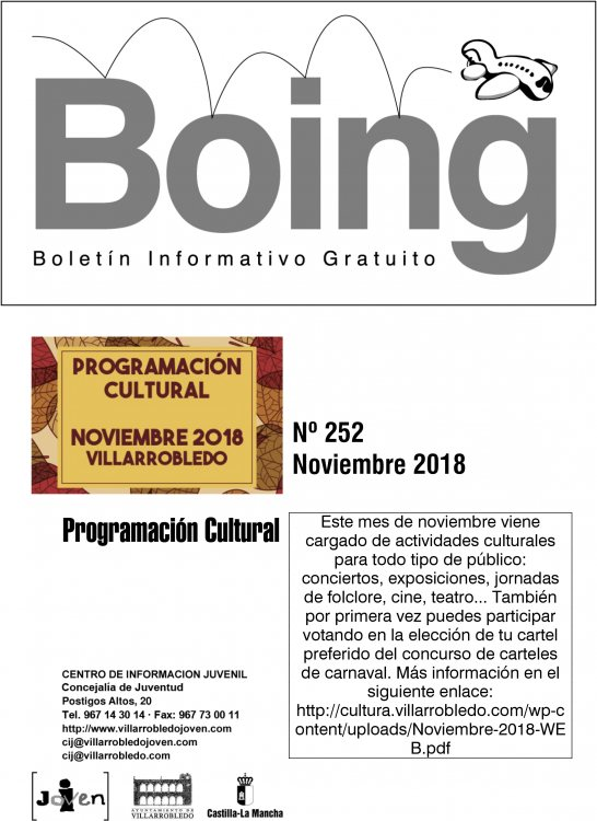 Boing 252