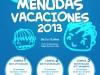 Menudas Vacaciones 2013