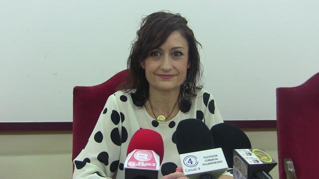 Imagen de Rosario Herrera, concejala de Bienestar Social del Ayuntamiento de Villarrobledo