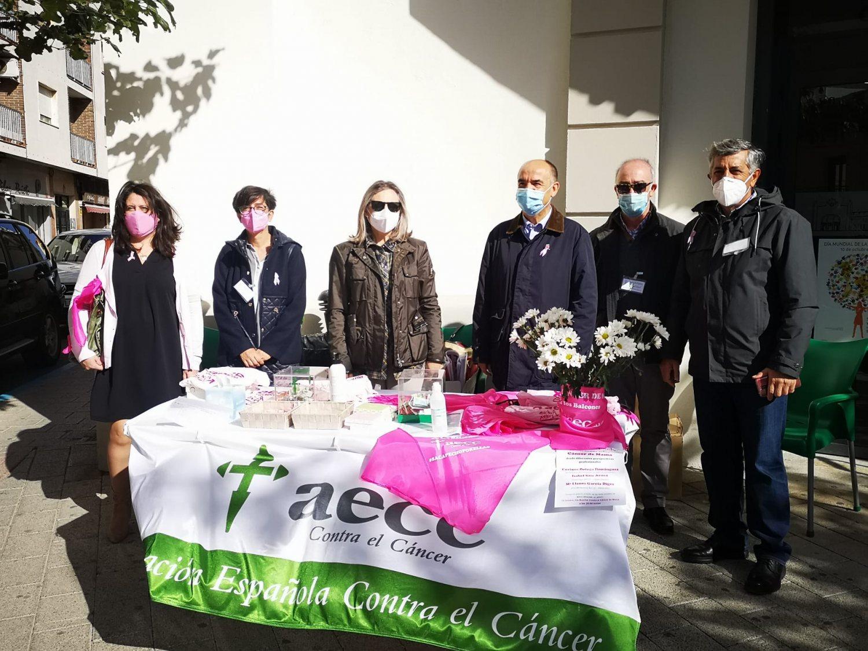 Día Internacional lucha contra el cáncer de  mama