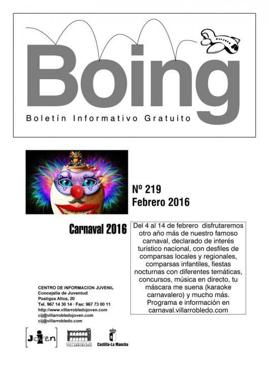 Boing 219