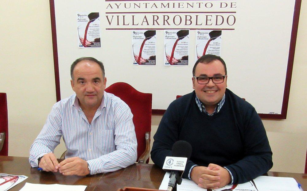 Valentín Bueno y Bernardo Ortega.