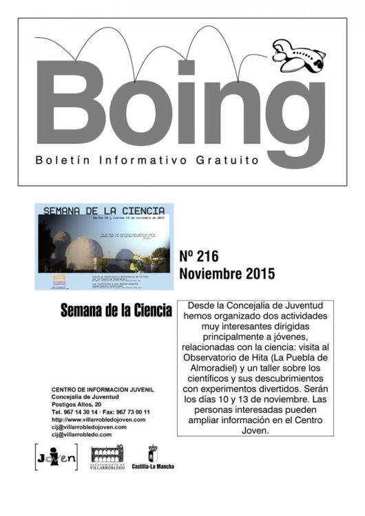 Portada Boing 216