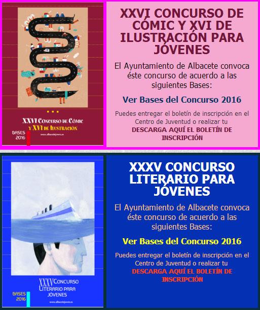 Concursos Albacete 2016