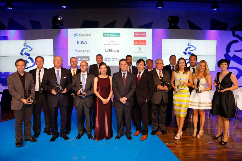 Premiados en la edición 2015.