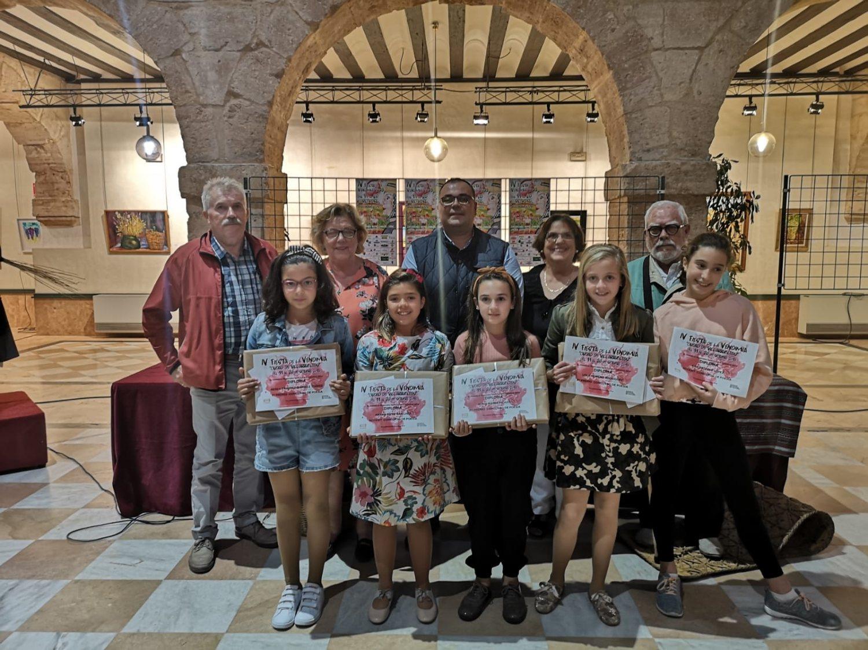 Premios Poesía Vendimia 3