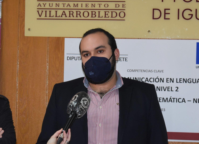 José Luis Zapata, concejal de desarrollo local