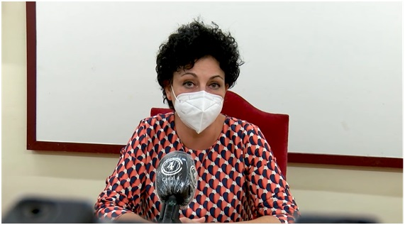 Caridad Ortiz, Concejal de Educación