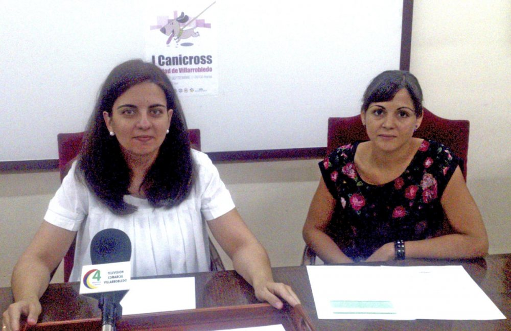 Belén Torres y María José Carretero.
