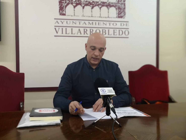 Miguel Hergueta, concejal de deportes