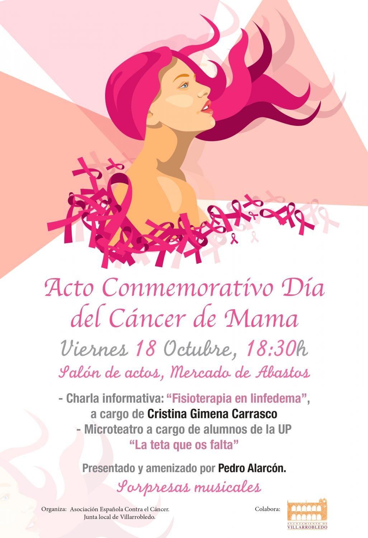 AECC ACTO CANCER DE MAMA 2019