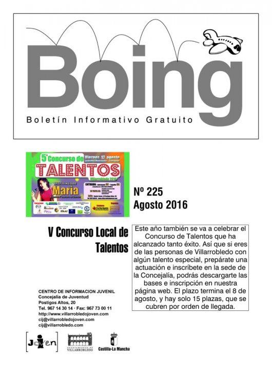 Boing 225