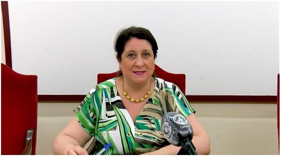 Cristina García, Concejal de Bienestar social