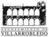 Logo del Ayuntamiento en blanco y negro.